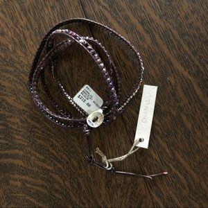 Jewelry - Chan Luu wrap bracelet